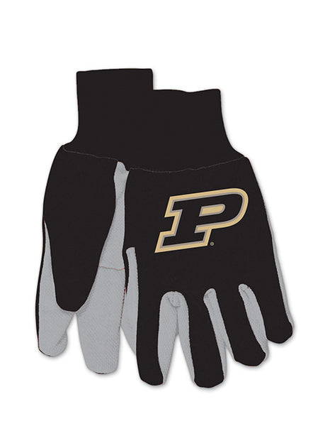 Purdue Utility Gloves, Click to See Larger Image