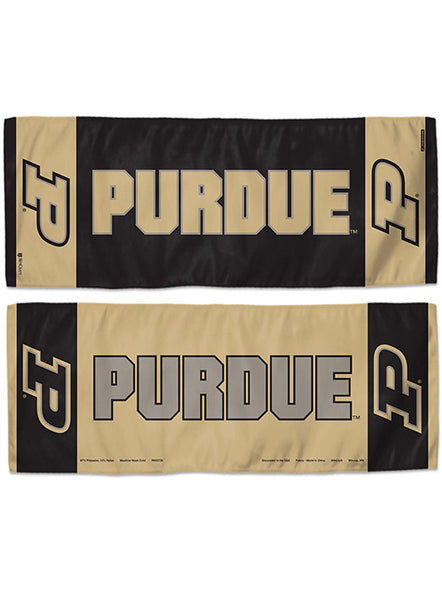 Purdue Cooling Towel, Click to See Larger Image