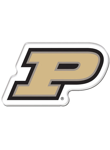 Purdue HD Logo Magnet, Click to See Larger Image