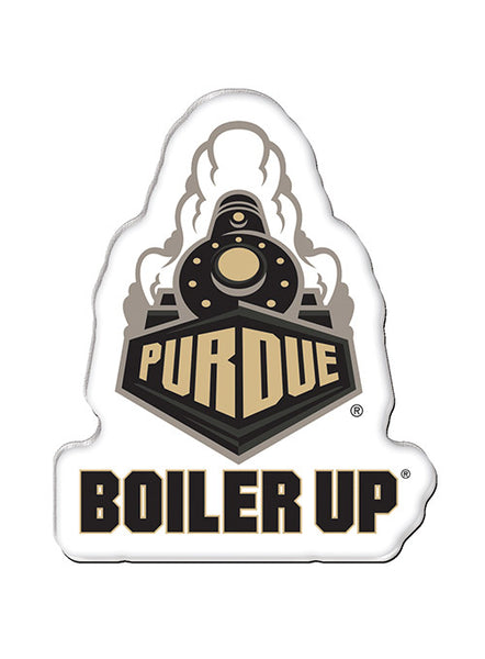 Purdue HD Boiler Up Magnet, Click to See Larger Image