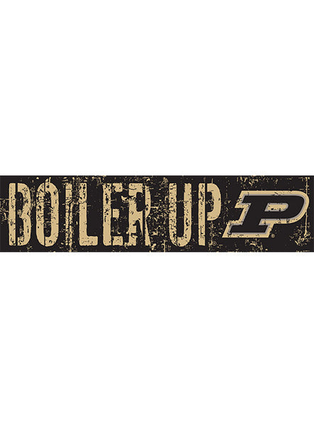 Purdue Boiler Up 6