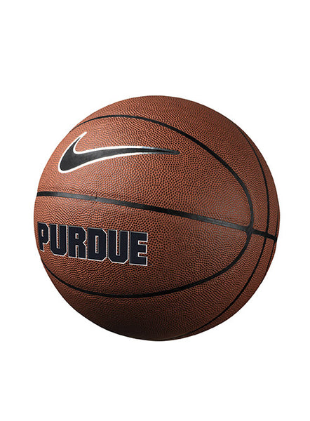 Purdue Nike Replica Basketball, Click to See Larger Image
