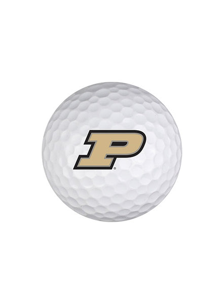 Purdue Golf Ball, Click to See Larger Image