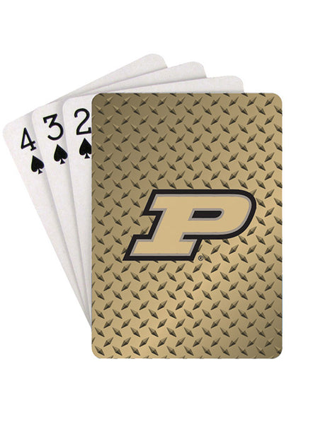 Purdue Playing Cards, Click to See Larger Image
