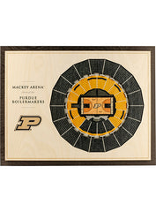 Purdue Mackey Arena Wall Art