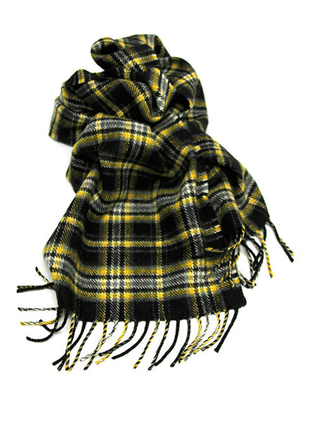 Purdue Lambswool Scarf, Click to See Larger Image