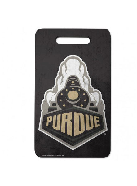 Purdue Seat Cushion / Kneel Pad, Click to See Larger Image