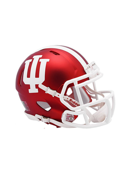 Indiana Riddell Speed Mini Helmet, Click to See Larger Image