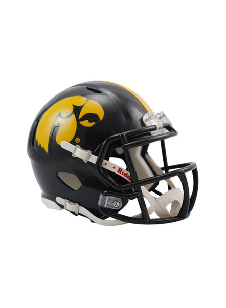 Iowa Riddell Speed Mini Helmet, Click to See Larger Image