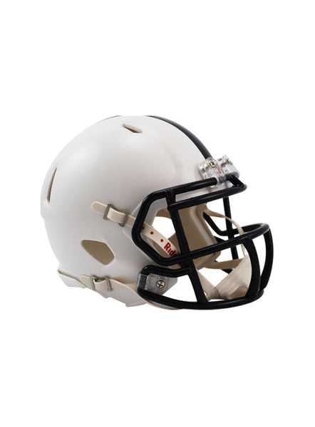 Penn State Riddell Speed Mini Helmet, Click to See Larger Image