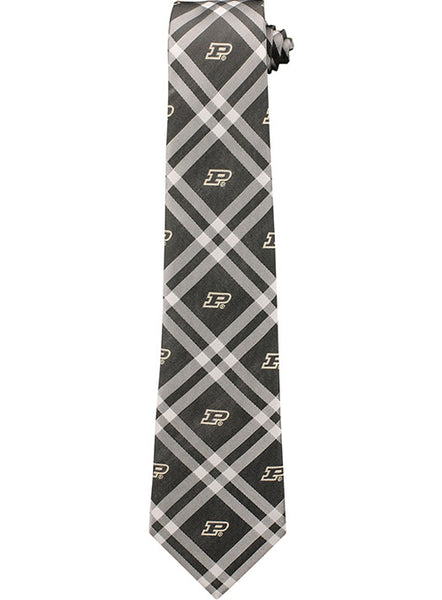 Purdue Rhodes Tie, Click to See Larger Image