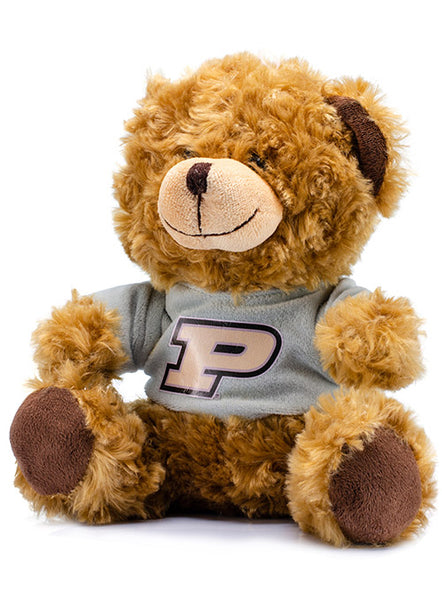 Purdue Plush T-Shirt Bear, Click to See Larger Image