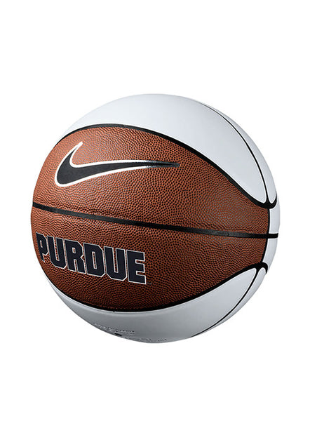 Purdue Nike Autograph Basketball, Click to See Larger Image