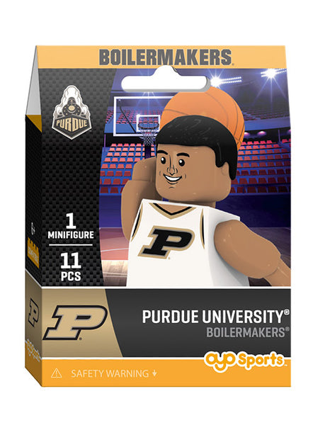 Purdue OYO Mini Basketball Figurine, Click to See Larger Image