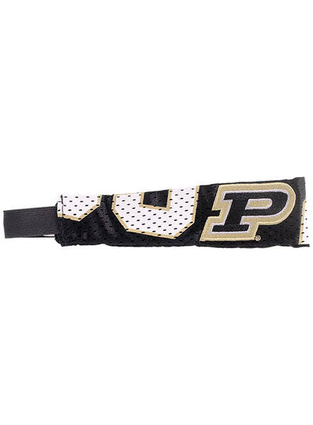 Purdue Jersey Headband, Click to See Larger Image