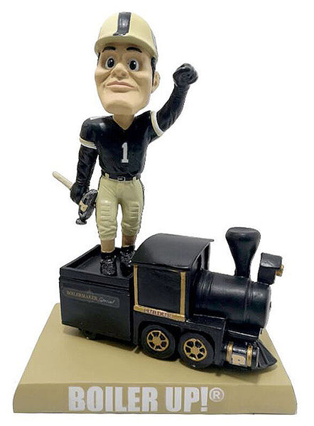 Purdue Pete Boiler Up Bobblehead, Click to See Larger Image