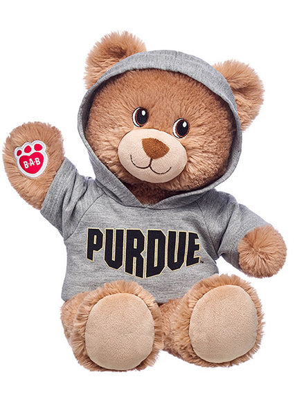 Purdue Build-A-Bear Brownie Cub, Click to See Larger Image
