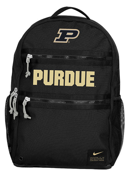 Purdue Nike Heat Backpack, Click to See Larger Image