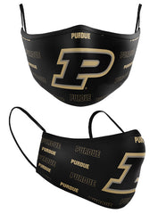 Purdue 3-Pack Face Coverings