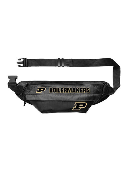 Purdue Fanny Pack, Click to See Larger Image