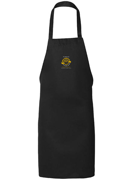Purdue Butcher Block School Apron, Click to See Larger Image