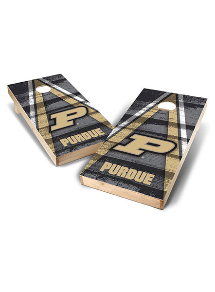 Purdue Premium 2' x 4' Tailgate Toss Game, Click to See Larger Image