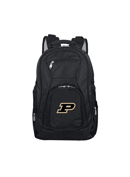 Purdue Premium Laptop Backpack, Click to See Larger Image