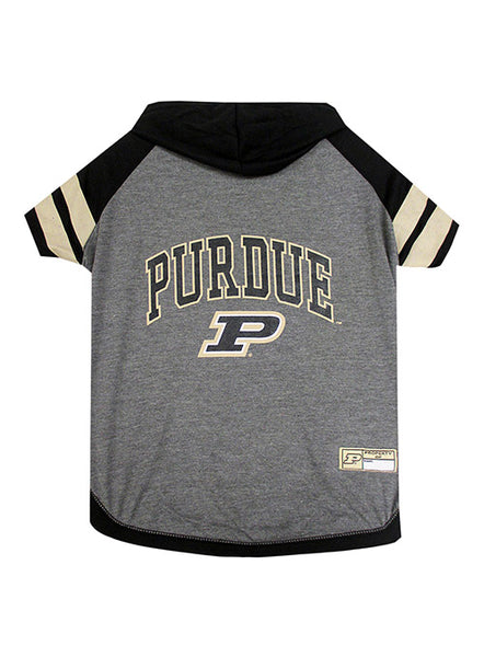 Purdue Pet Hoodie T-Shirt, Click to See Larger Image