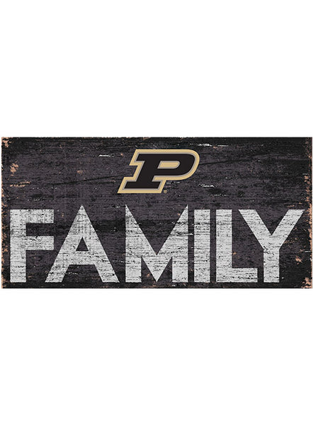 Purdue Family Wall Art Sign 6