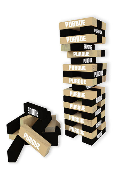 Purdue Table Top Stackers Game, Click to See Larger Image