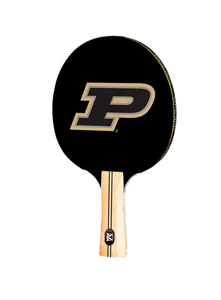 Purdue Table Tennis Paddle, Click to See Larger Image