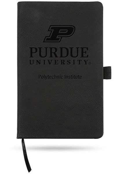 Purdue University Polytechnic Institute Laser Engraved Notebook, Click to See Larger Image