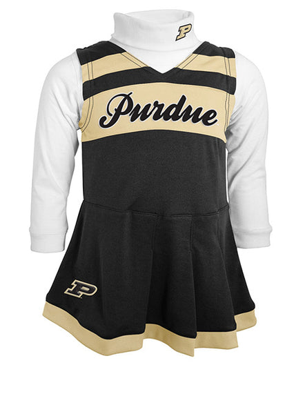 Infant Purdue Cheer Outfit, Click to See Larger Image