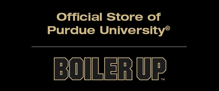 Official store of Purdue University. Boiler Up. Home