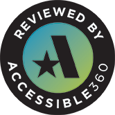 Site Reviewed by Accessible 360