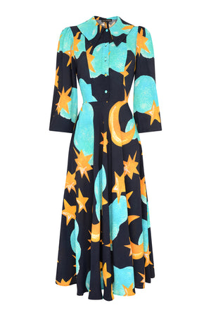 Blue moon dress *as seen on Paloma Faith*