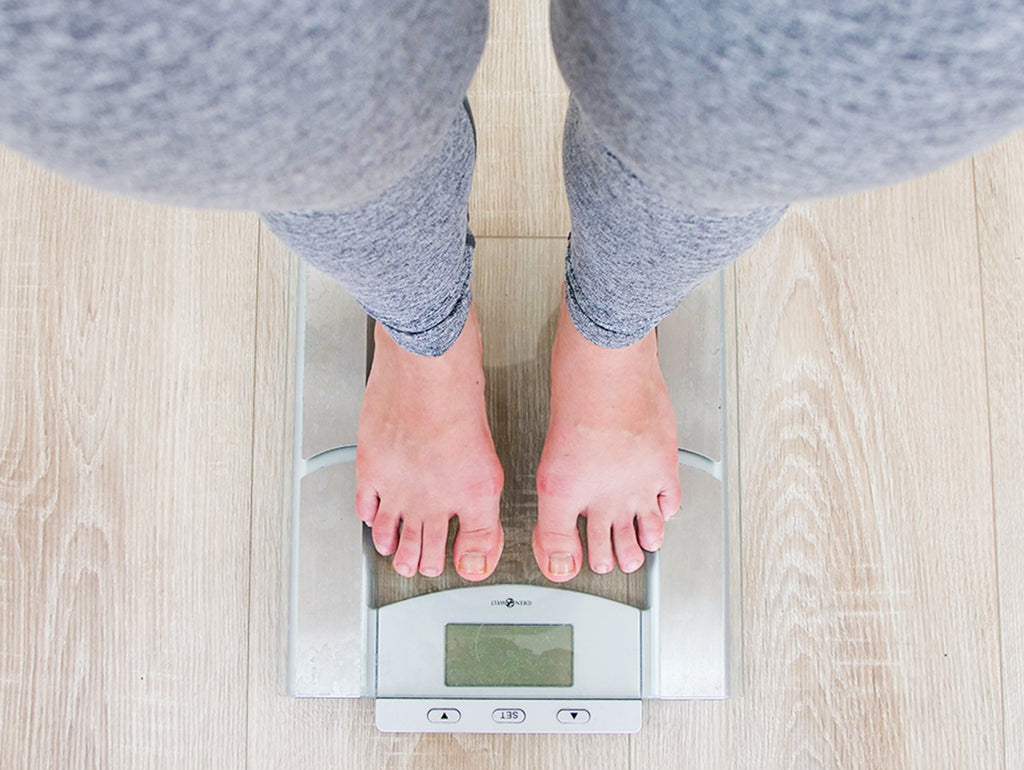 Reasons why the number on the scale won't go down