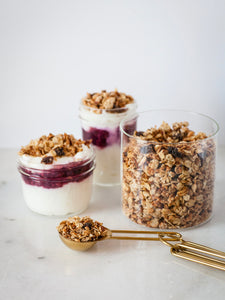Homemade Protein Snacking Granola