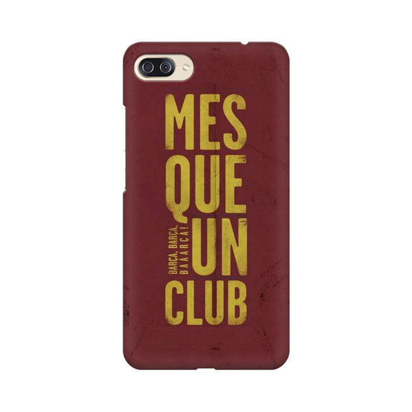 Barca Barca Asus Zenfone 4 Max ZC554KL Sports Mobile Cover Fully Funky