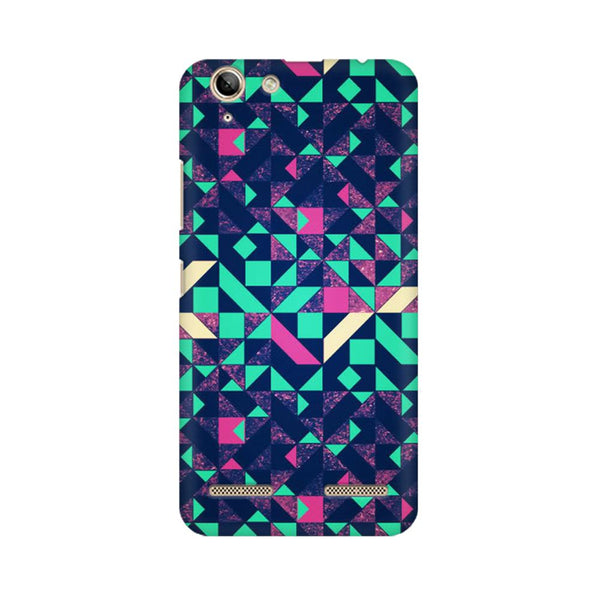 Abstract Wookmark Lenovo Vibe K5 Plus Abstract Mobile Cover Fully Funky