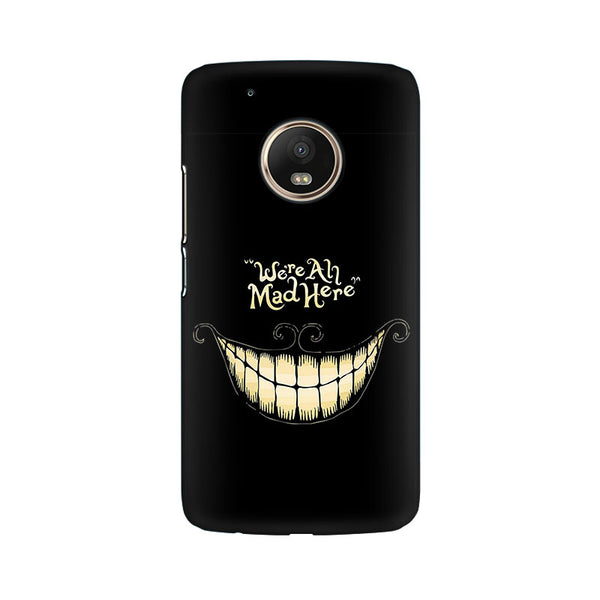 All Are Mad Moto G5 Sarcasm Mobile Cover Fully Funky