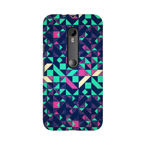 Abstract Wookmark Moto X Style Abstract Mobile Cover Fully Funky