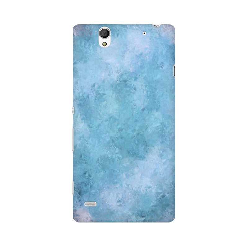 pretty nice 9857f 0abe7 Blue Abstract Flourish Sony Xperia C4 Abstract Mobile Cover