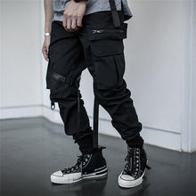 Load image into Gallery viewer, Dark cargo LP pants