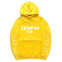 Load image into Gallery viewer, Senpai Japanese hoodie
