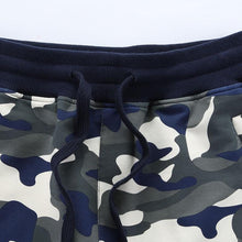 Load image into Gallery viewer, Men's camo design sweat pants