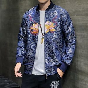 Warrior prince bomber jacket
