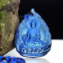 Load image into Gallery viewer, Spiritual samsara buddha necklace