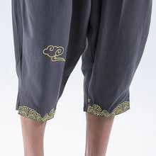 Load image into Gallery viewer, Golden cloud linen pants