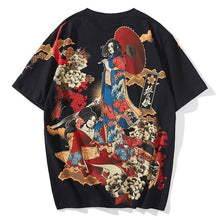 Load image into Gallery viewer, Kimono no kaze T-shirt